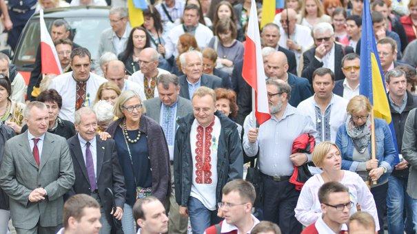 У Польщі відзначили свято української національної пам'яті