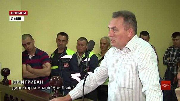 Суд арештував директора одного з найбільших перевізників сміття у Львові