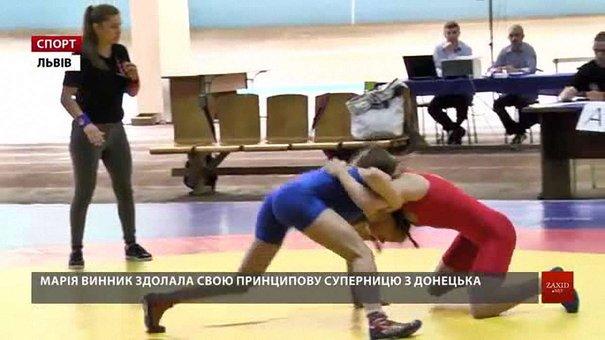 Львів'яни успішно виступили на міжнародному турнірі з вільної боротьби