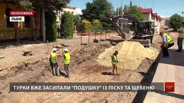 Відновити трамвайне сполучення із залізничним вокзалом у Львові обіцяють у серпні