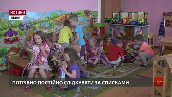 Реєстрацію до львівських дитсадків призупинили