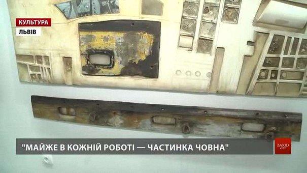 Для рятунку козацької чайки «Пресвята Покрова» у Львові продають мистецькі твори з її частинками