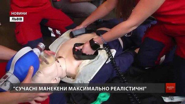У Львові польські медики навчають українських колег екстреної медицини