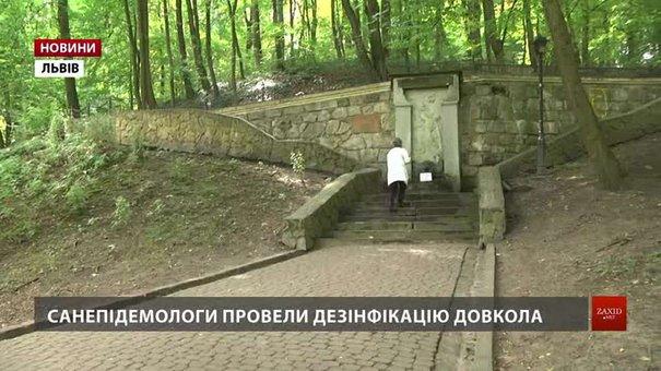 Тільки з двох джерел у Львові можна пити воду