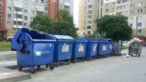 ЛОДА повідомила, що усі майданчики Львова очищені від сміття