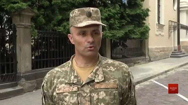 На Яворівському полігоні знайшли повішеним офіцера-резервіста