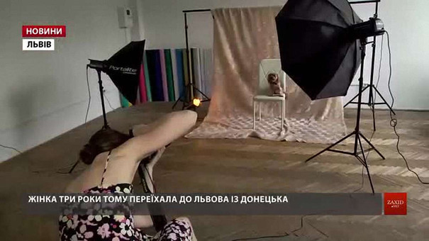 На Львівщині три переселенки отримали по тисячі євро на відкриття власної справи
