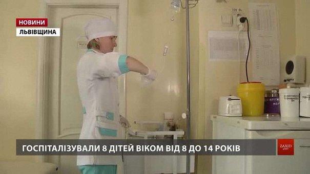Діти, які отруїлися у таборі на Жовківщині, їли курячі крильця