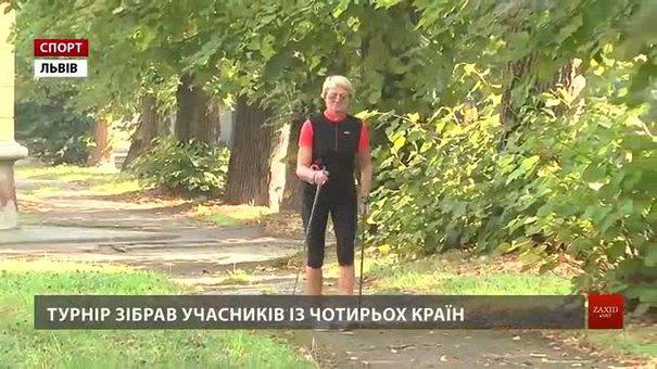 Оксана Заліско поділилася подробицями перемоги на міжнародних змаганнях із північної ходьби