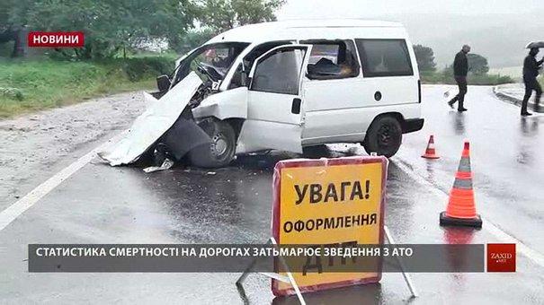 Експерти назвали імовірні причини масових ДТП на Львівщині