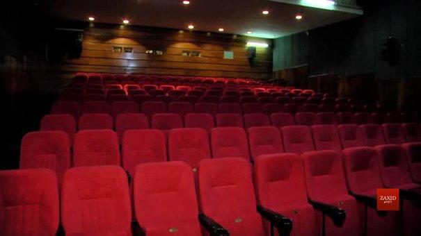 У «Львівському кіноцентрі» встановили нові крісла