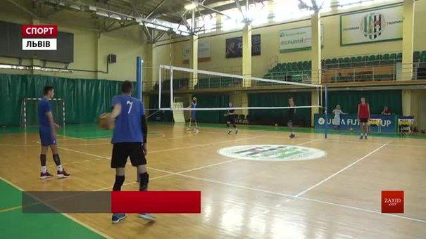 Волейбольні «Кажани» у Львові й Тайбеї готуються до нового сезону