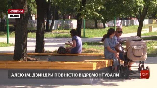 У Франківському районі мешканці та підприємці долучаються до ремонту доріг