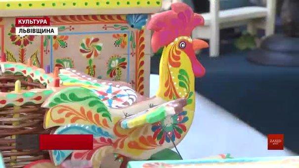 На Львівщині майстри створюють іграшки, які мають шанувальників по всьому світу