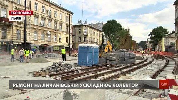 Перехрестя вул. Личаківської – Мечникова обіцяють відкрити 1 жовтня