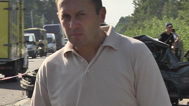 Охоронця Димінського, який взяв на себе вину за смертельну ДТП, відпустили під домашній арешт