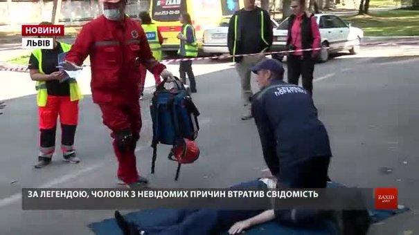На Львівщині змагаються бригади екстреної медичної допомоги