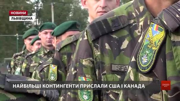 На Львівщині стартували масштабні військові навчання «Rapid Trident-2017»