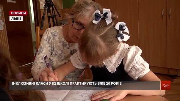 Львівські школи з інклюзивним навчанням шукають асистентів вчителів