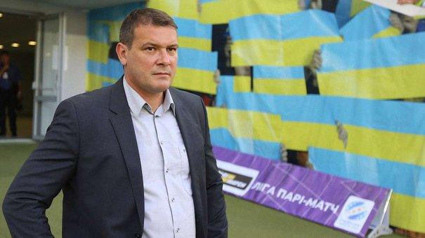 Сергій Зайцев призначений головним тренером львівських «Карпат»