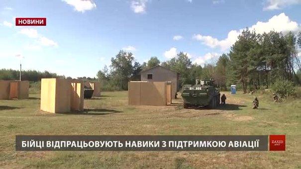 На Львівщині відкрили один із найкращих військових віртуальних центрів у Східній Європі