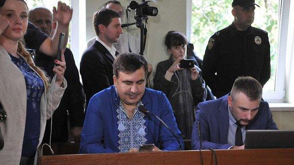 Мостиський суд переніс розгляд справи Саакашвілі