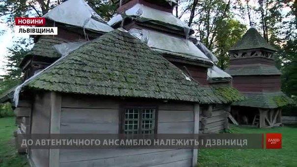 Бойківська церква XVII століття у селі Кугаїв руйнується на очах