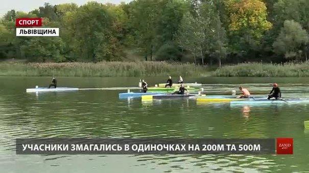 Змагання в Наварії зібрали понад 160 веслувальників зі всієї України