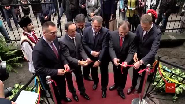 У Львові відкрили Почесне консульство Молдови