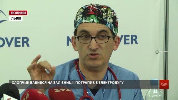 Американські лікарі безкоштовно прооперують 60 дітей у Львові
