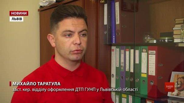 Слідчі реконструюють смертельну ДТП зі сміттєвозом у Львові