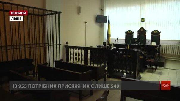 У львівських судах присяжні не хочуть розглядати справи про вбивство