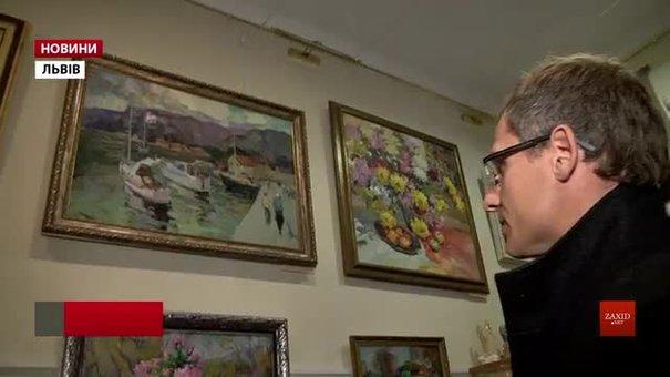Митець, якого в Криму називали «бандерівцем», привіз до Львова виставку «36/12»