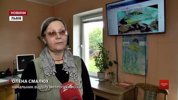 На Львівщині синоптики прогнозують приморозки