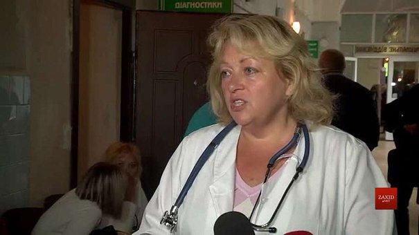 Вночі у львівській лікарні від отруєння блідою поганкою померли двоє людей