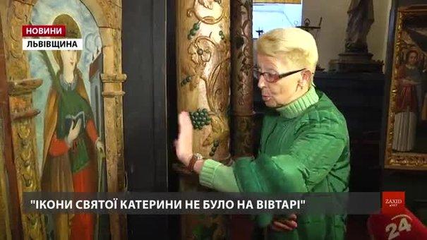 З Олеського замку жодні експонати не зникали, ‒ головна хранителька фонду