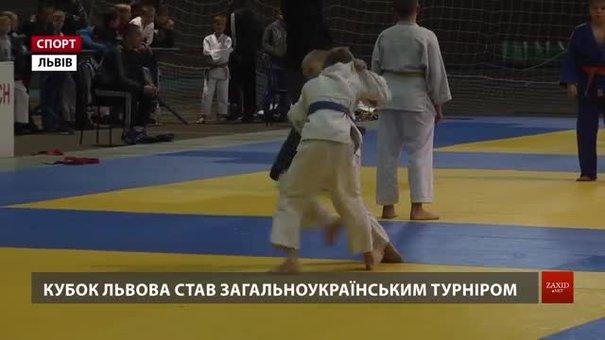 Понад 600 дзюдоїстів позмагалися за Кубок Львова