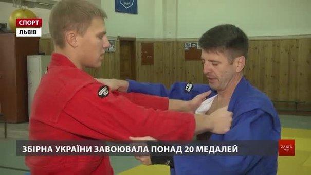 Львів'янин, який став чемпіоном світу з самбо, розповів про повернення після 11-річної перерви