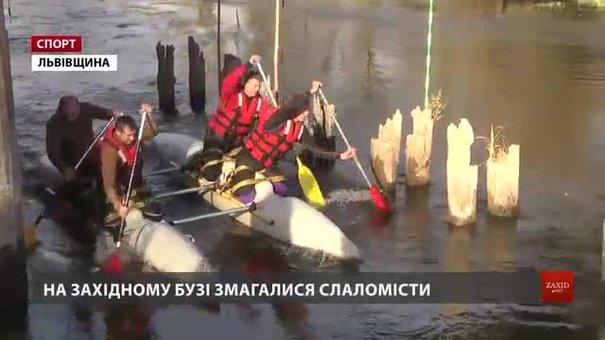 На Львівщині слаломісти позмагалися на Кубку Західного Бугу
