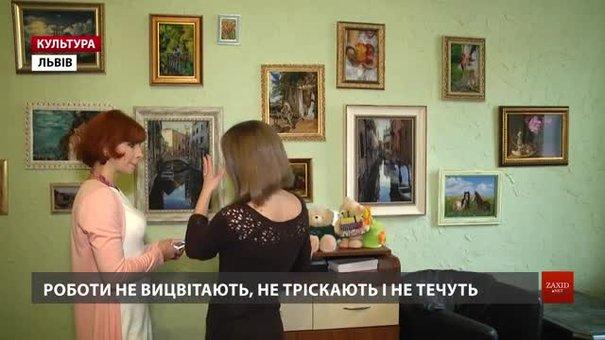 У Львові відкриють живописну виставку полотен, написаних пластиліном