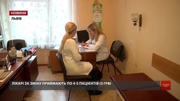 Щодня львівські лікарі приймають по 4-5 пацієнтів із симптомами ГРВІ