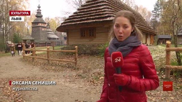 В оновлену хату у Шевченківському гаю вселилися ґазда з ґаздинею