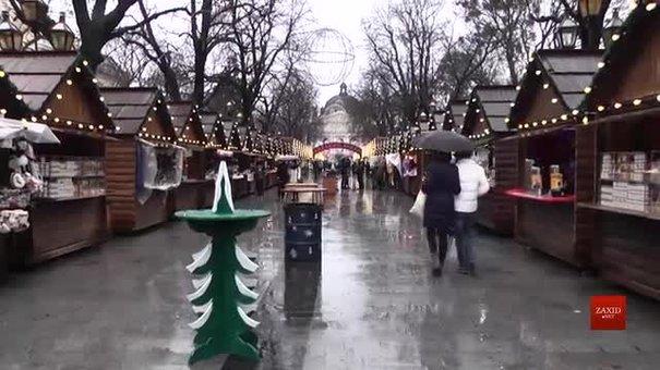 Цьогоріч підприємці Різдвяного ярмарку долучаться до облаштування львівської ялинки