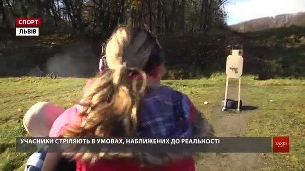 У Львові спортсмени знешкоджували терористів і рятували цивільне населення