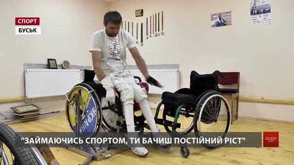 Чемпіонська історія фехтувальника на візку Антона Дацка