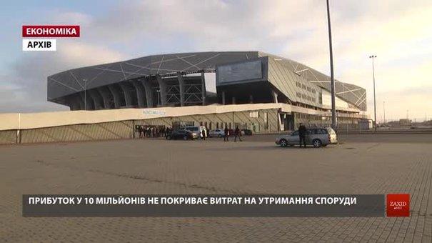 Взимку головний львівський стадіон може «замерзнути» через відсутність електричної підстанції