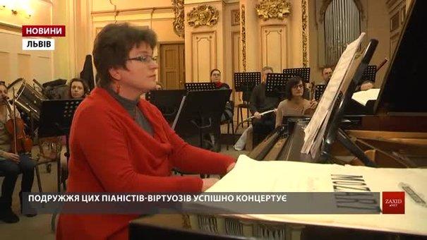 Два Моцарти і француз Франсіс Пуленк зазвучать у Львові у виконанні піаністів-віртуозів