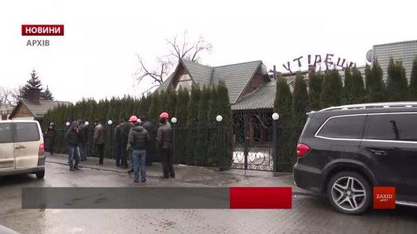 Незаконний ресторан у Львові від демонтажу захищають судді