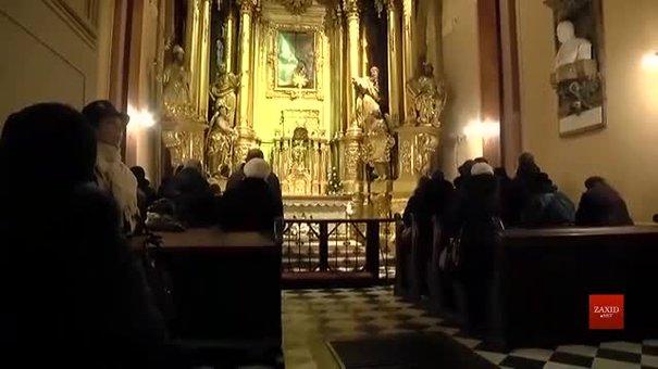 Римо-католики Львова святкують Різдво Христове