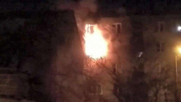 У Львові уночі ліквідували пожежу у багатоповерхівці
